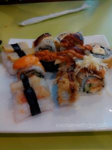 sushi porsi 1